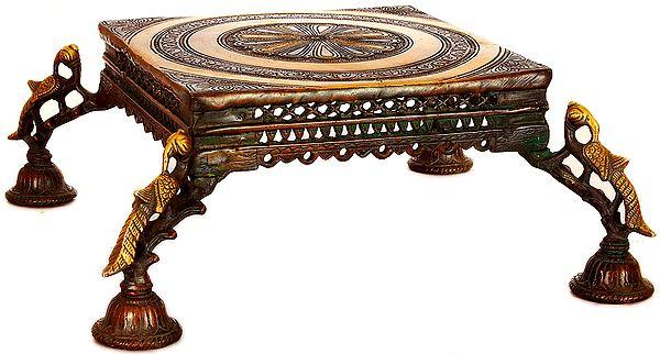 Ritual Chowki (Pedestal)