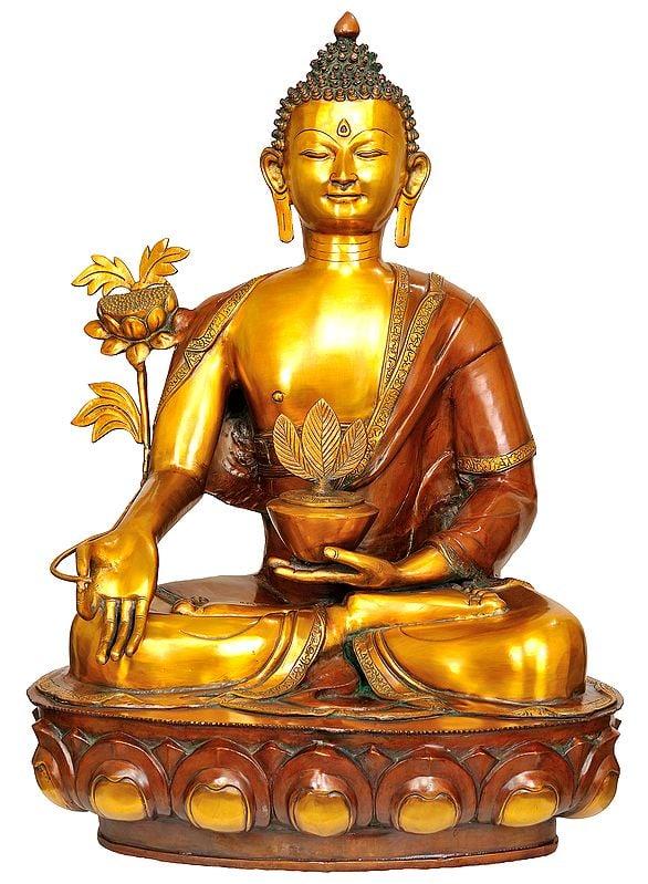 Large Size Finest Physician The World Has Ever Seen (Tibetan Buddhist Deity)