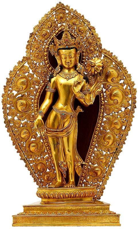 Padmapani Avalokiteshvara