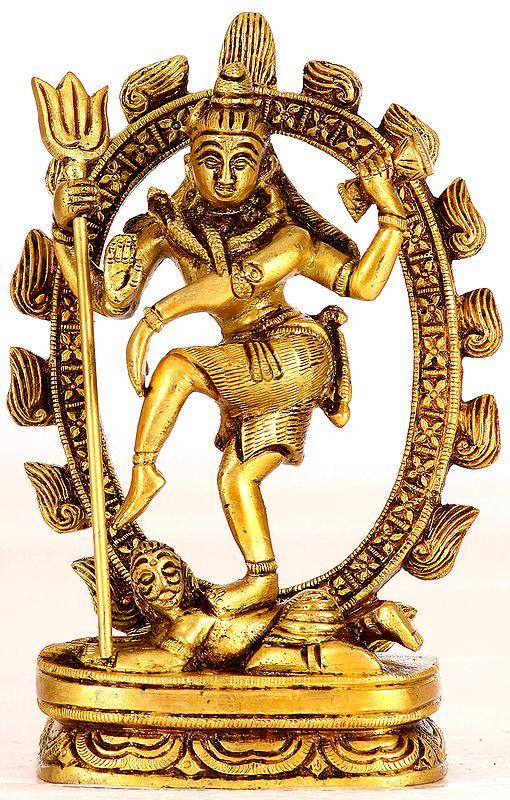 Dancing Shiva (Nataraja)
