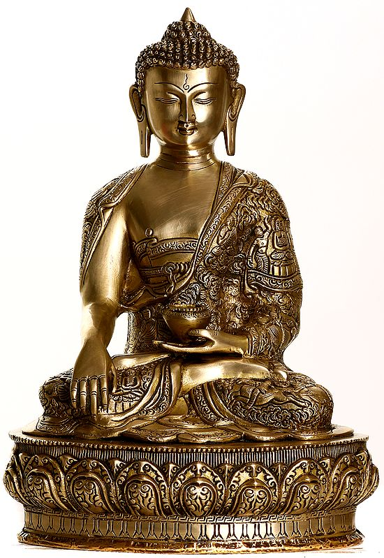 Lord Buddha, the Performer and the Redeemer