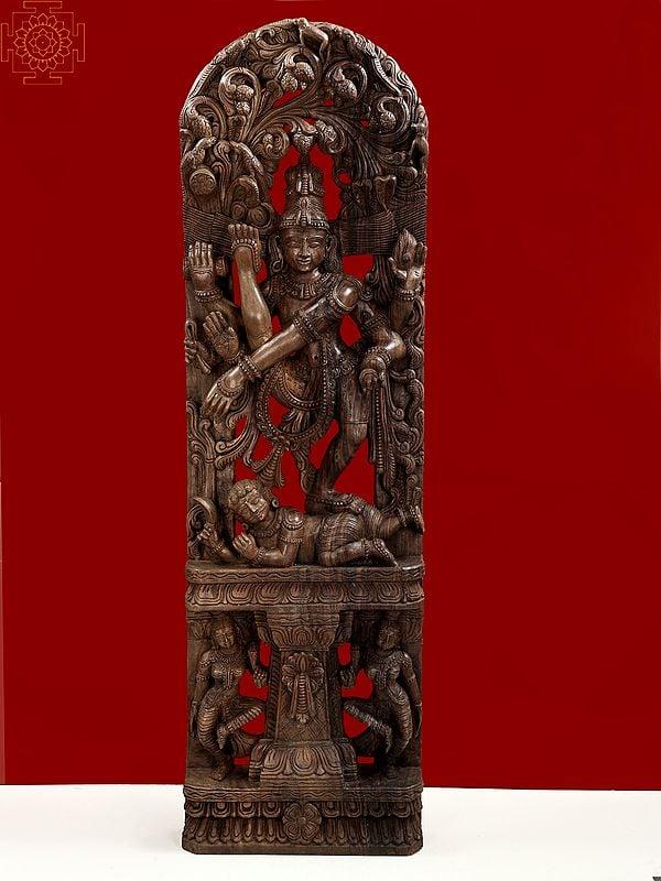 Lord Shiva Performing Ananda-Tandava