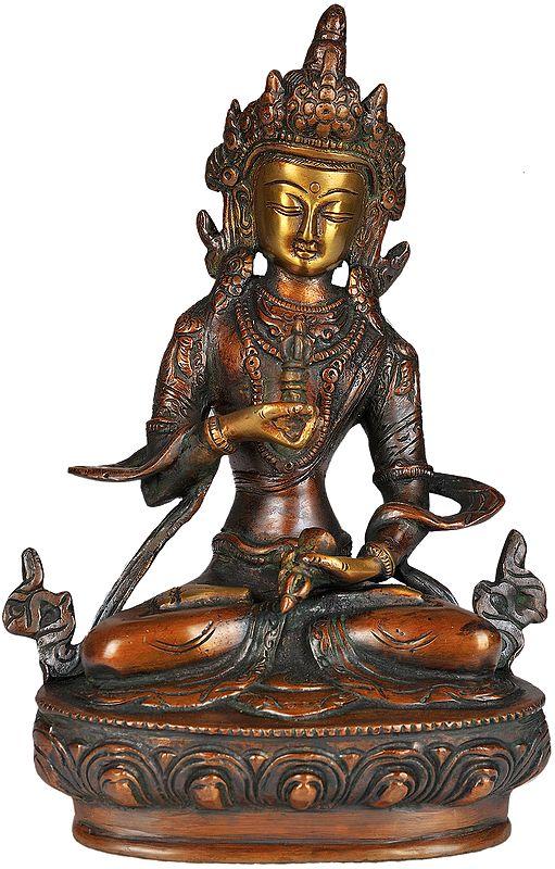 (Tibetan Buddhist Deity) Vajrasattva