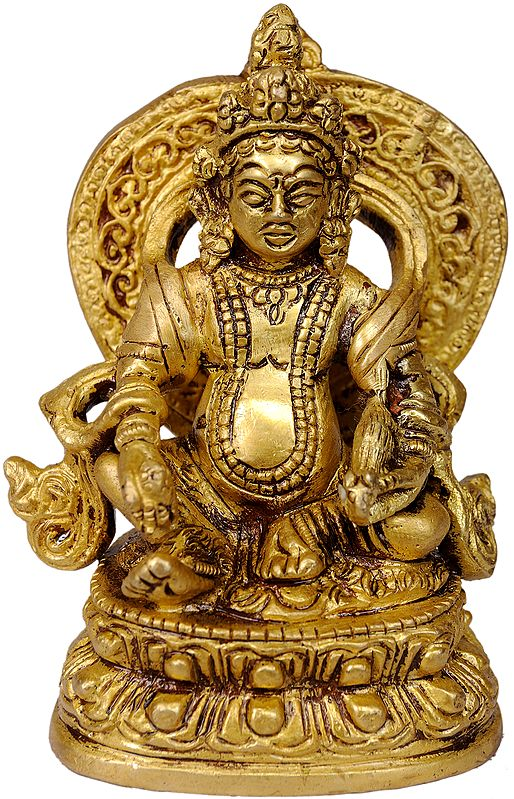 Tibetan Buddhist God Kubera - The God Who Gives Wealth
