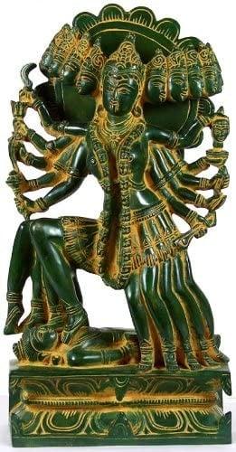 Ten-Faced Mahakali