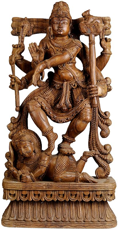 Large Size Lord Shiva in Divine Dance
