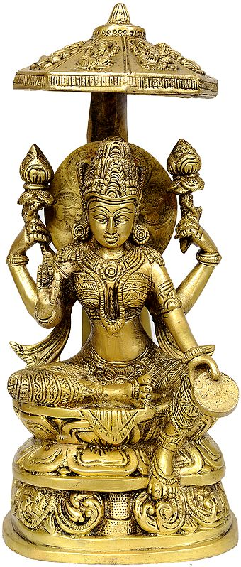 Lakshmi - the Goddess who Gives Wealth and Prosperity