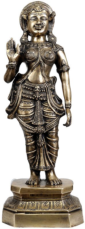 Parvati, The Image of Absolute of Womanhood
