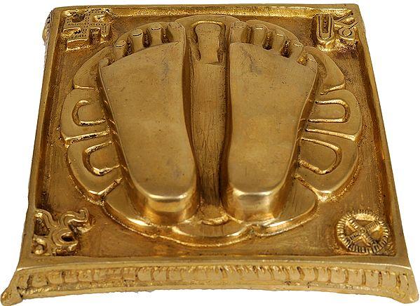 Charan Paduka (The Holy Feet)