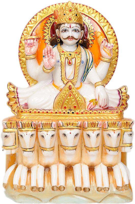 Surya – Navagraha (The Nine Planets Series)