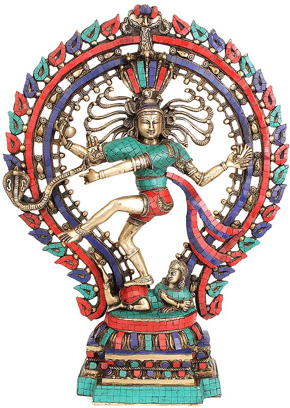 Nataraja (Inlay Statue)