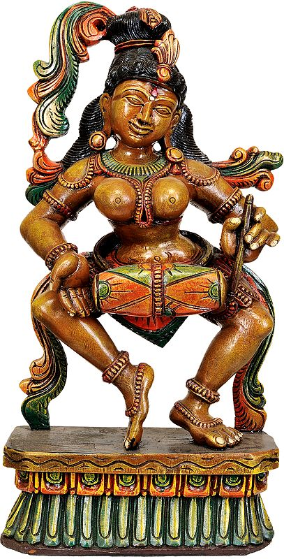 The Musician (Apsara)