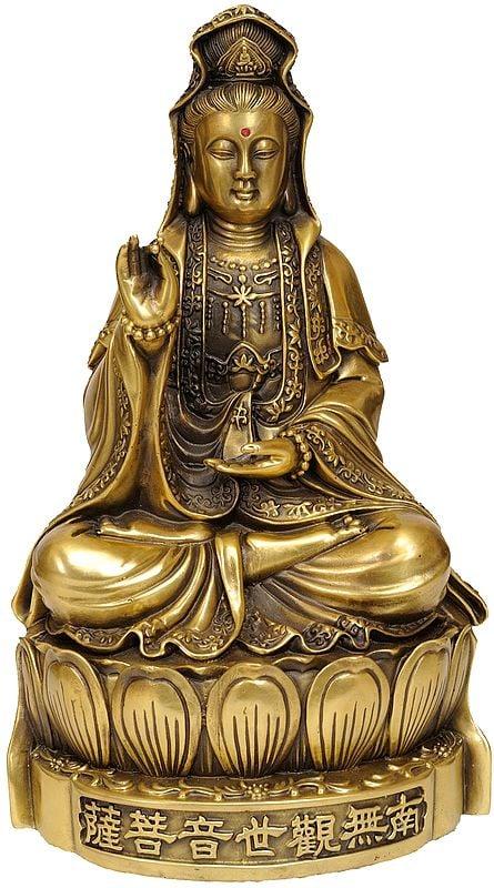Goddess Kuan Yin
