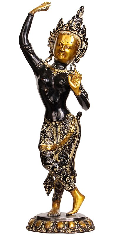 Tibetan Buddhist Maya Devi (Mother of Buddha)