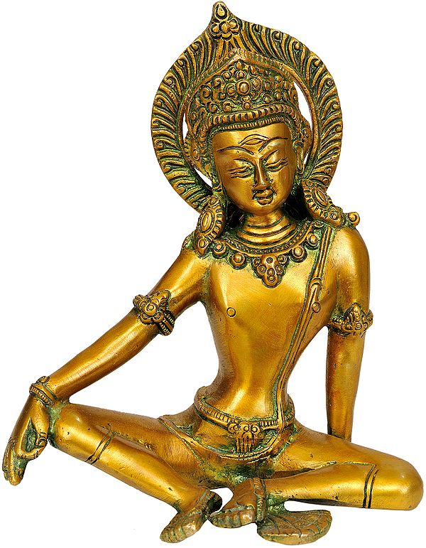 The Vedic God Indra