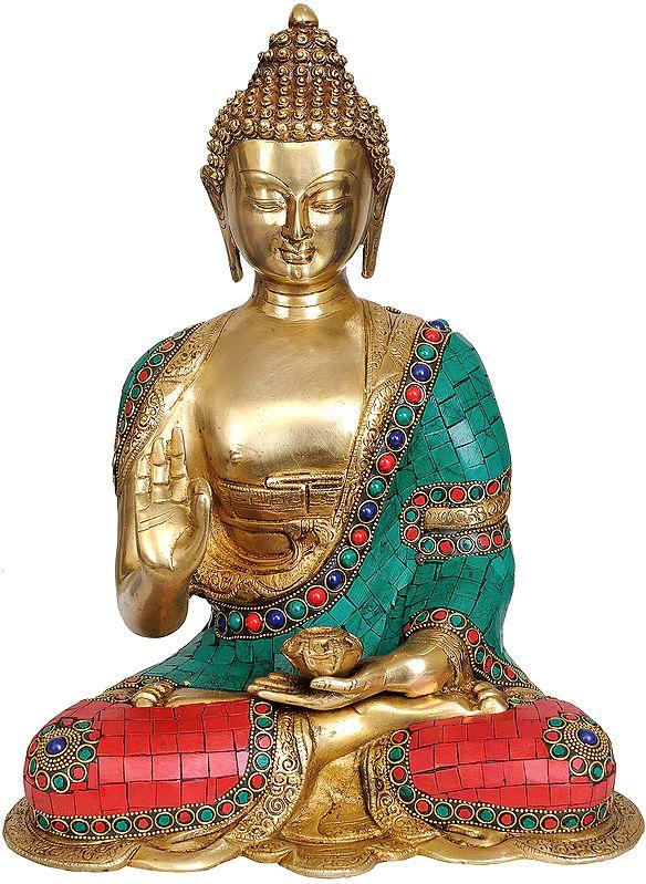 Lord Buddha in Vitarka Mudra