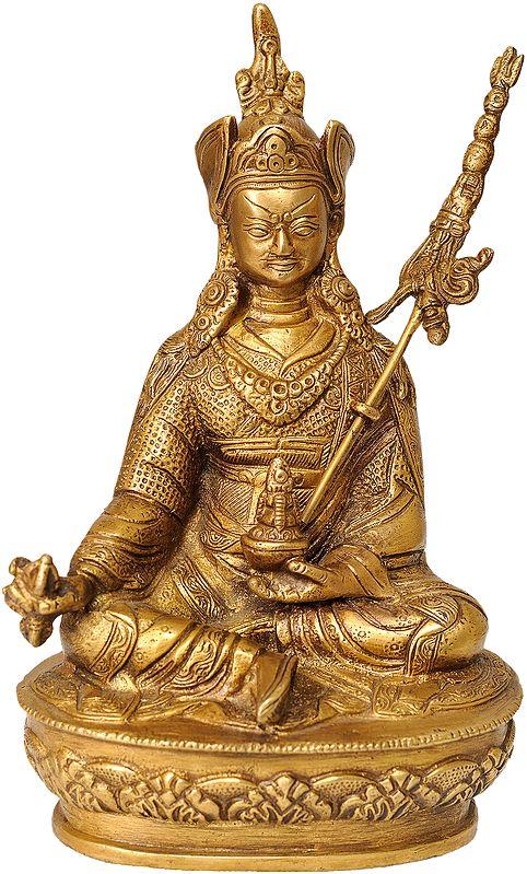 Tibetan Buddhist Deity Padmasambhava - The Second Buddha