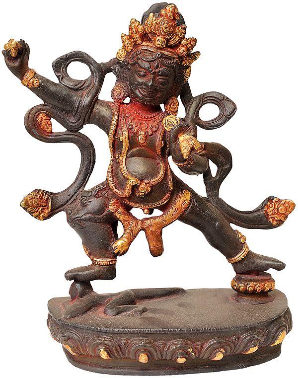 Vajrapani (Tibetan Buddhist Deity)