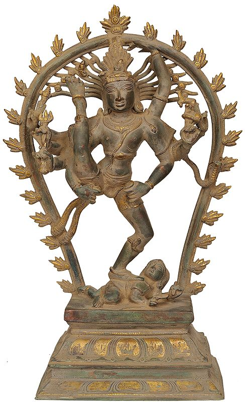 Urdhava Tandava of Lord Shiva
