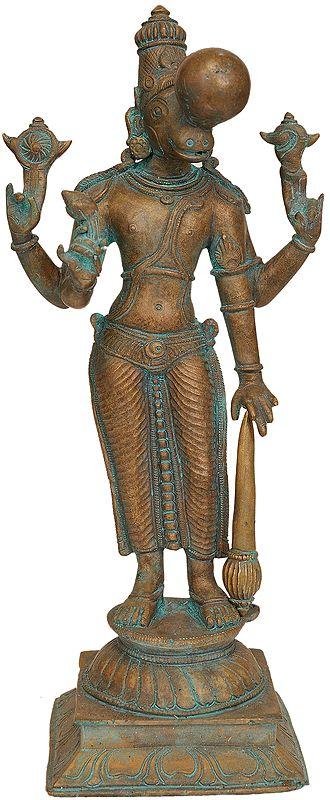 Varaha Avatar of Bhagawan Vishnu