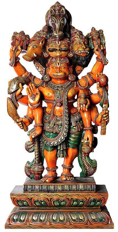 Bhagawan Panchamukha Hanuman