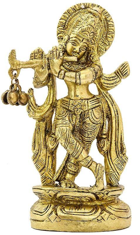 Krishna (Small Statue)