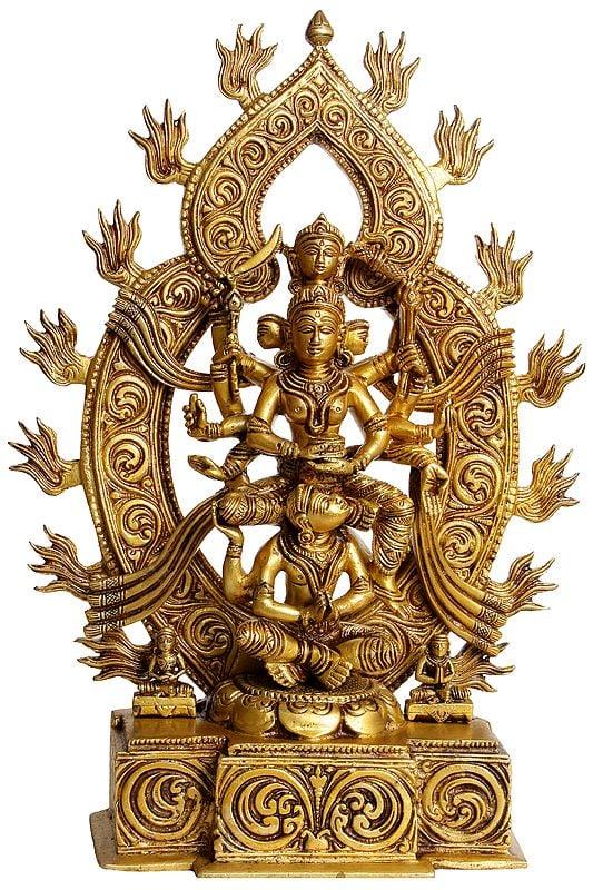 Kamakhya Devi (Rare Goddess)