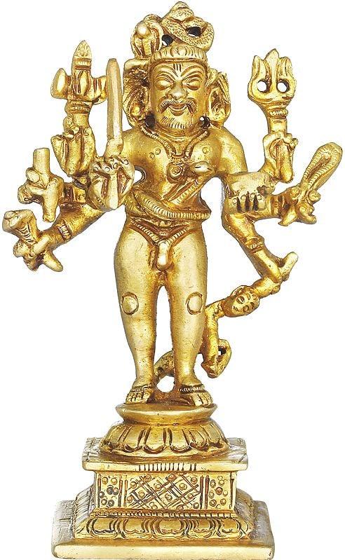 Bhairava - The Incarnation of Shiva