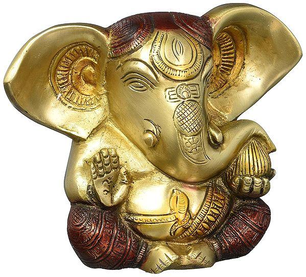 Long Ear Lord Ganesha