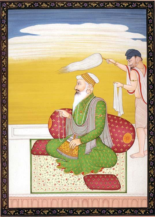 Guru Ram Das - The Fourth Sikh Guru