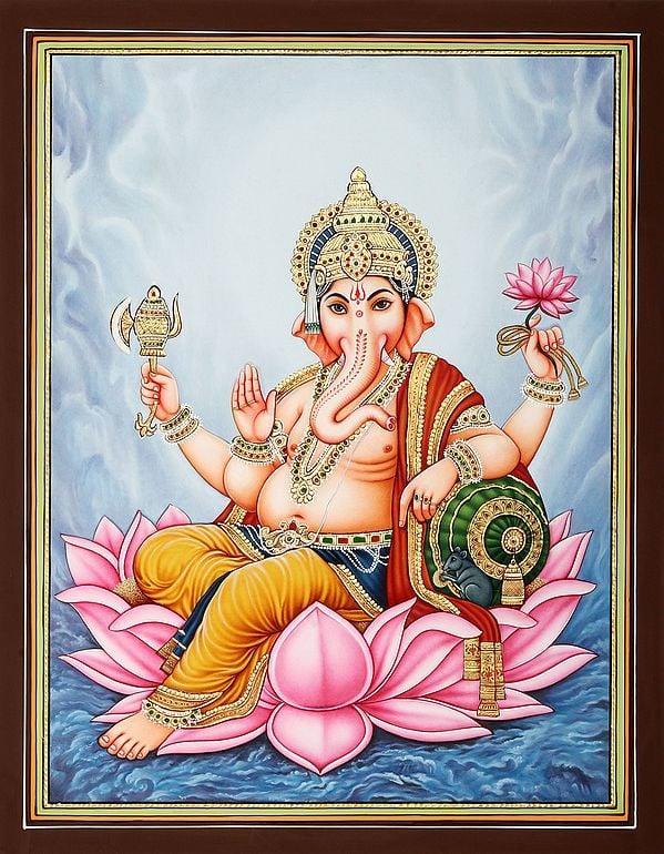 The Paralokiya Glory Of Lord Ganesha