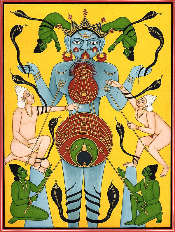 The Predominance Of The Kundalini