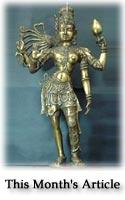 Parvati - Goddess of Love & Devotion - Hindu Goddess - Exotic India Art