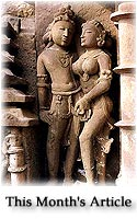 Love, The Living Spirit of Khajuraho