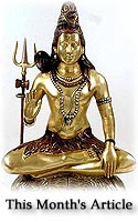 The Iconographic Genesis of Shiva