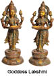 Iconography of Vaishnava Deities: Goddess Lakshmi
