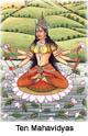 Ten Mahavidyas : Manifestations Of Cosmic Female Energy